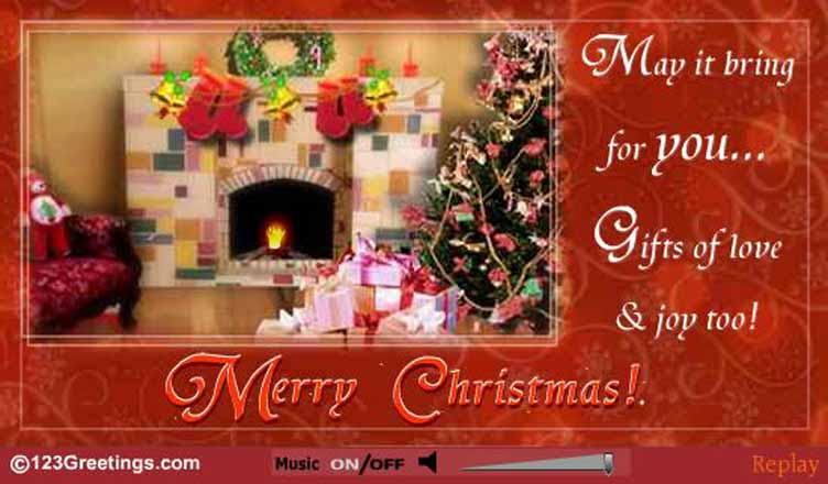 Merry christmas may god bless you 123greetings newsletter merry christmas may god bless you m4hsunfo