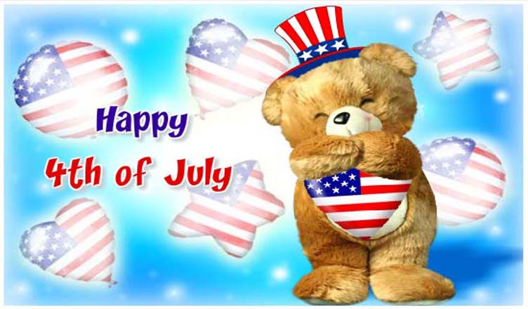 Wish you a very happy fourth of july 123greetings newsletter wish you a very happy fourth of july m4hsunfo