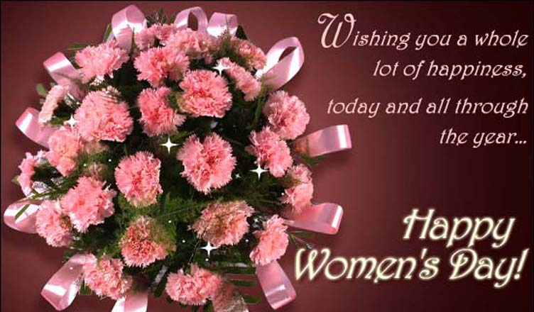 Happy International Womens Day 123greetings Newsletter
