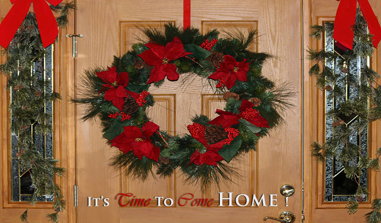 It's Time To Come Home! - 123Greetings Newsletter